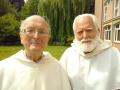 Frère Dominique Motte et Jean-Pierre Mérimée